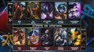 Video C9 vs FNC Highlights - CLOUD9 vs FNATIC - S5 WORLDS 2015 GROUP STAGE MP3, 3GP, MP4, WEBM, AVI, FLV Agustus 2018