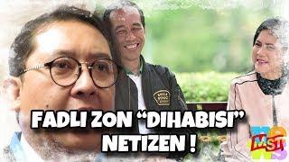 Video Nyinyiri Keluarga Jokowi, Fadli Zon 'Di (hab) isi' Netizen MP3, 3GP, MP4, WEBM, AVI, FLV Desember 2018