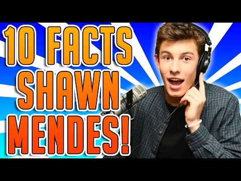 """Shawn Mendes is """"Something Big"""" 