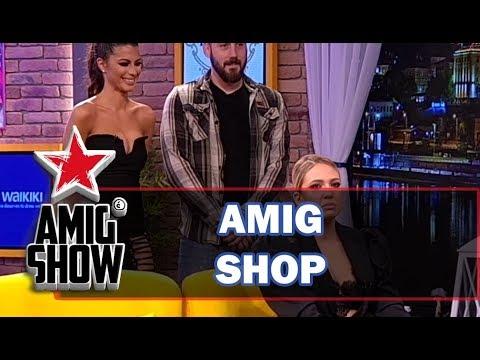 AmiG Shop - Milica TodoroviД Ami G Show S12