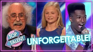 Video UNFORGETTABLE TOP AUDITIONS On Got Talent & X FACTOR | Top Talent MP3, 3GP, MP4, WEBM, AVI, FLV Desember 2018