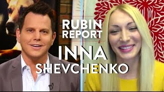 Inna on Rubin Report (full talk)