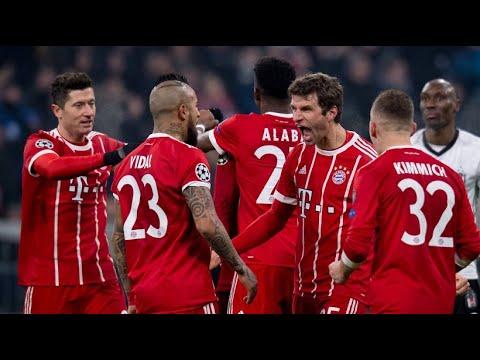 Bayern siegt mit 5:0 deutlich gegen Istanbul