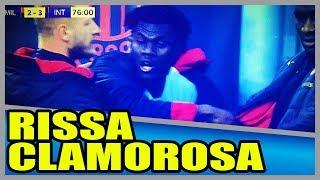 RISSA CLAMOROSA - Serie A Flash