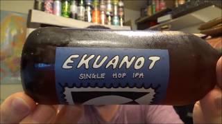 #779 Beer52 X Brouwerij Anders   Ekuanot Single Hop IPA 5.6%ABV (Scottish/Belgian Craft Beer)