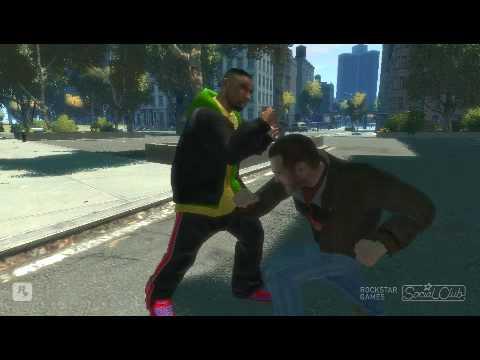 Gta 4 my street fight WEB