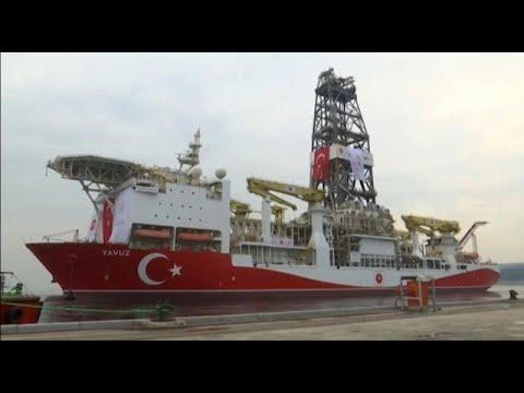 Ανυποχώρητος παρά τις κυρώσεις ο Ερντογάν