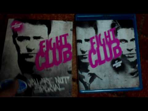 Fight Club: 10th Anniversary Edition Blu-Ray Review And Unboxing