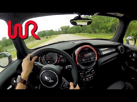2014 Mini Cooper S Hardtop - WR TV POV Test Drive (видео)