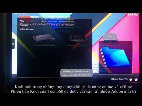 Android Tivi Box thiết bị giải trí đa năng trong gia đình bạn