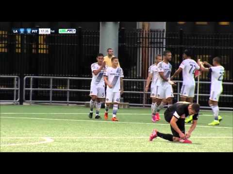 Video: Jose Villarreal vs. Pittsburgh Riverhounds | Goal
