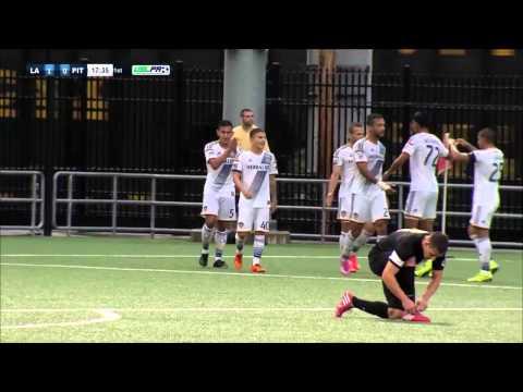 Video: Jose Villarreal vs. Pittsburgh Riverhounds | Goal