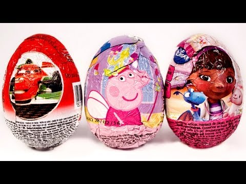 surprise - Play Doh Surprise Eggs Huevo Kinder Sorpresa unboxing easter eggs by Unboxingsurpriseegg http://www.youtube.com/user/UnboxingSurpriseEgg Unboxing Surprise eggs: Kinder Surprise, Mickey mouse...