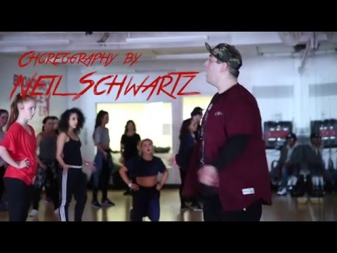 LADY GAGA 'SWINE' Choreography by Neil Schwartz