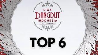 Inilah Top 6 Liga Dangdut Indonesia