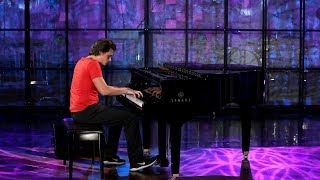 Video Viral Piano-Playing Pizza Delivery Guy Performs MP3, 3GP, MP4, WEBM, AVI, FLV Desember 2018