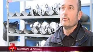 Especial 500 Aniversario del cuerpo de bomberos de Valladolid