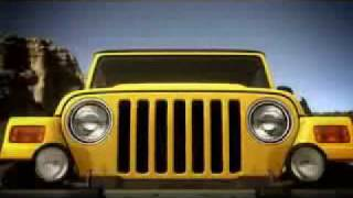 2007 Jeep Wrangler Lizard Commercial
