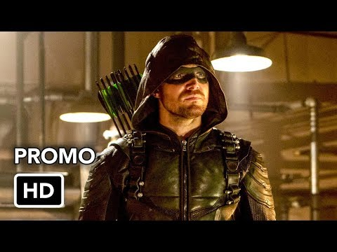 "Arrow 6x10 Promo ""Divided"" (HD) Season 6 Episode 10 Promo"