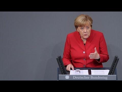 Γερμανία: Υπερασπίστηκε τη μεταναστευτική της πολιτική η Α. Μέρκελ