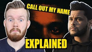 "Video Is ""Call out My Name"" about Selena's Kidney!? Yikes! 