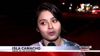 Ofrenda a dos fallecidos por accidente en Gardena-Noticias62 - Thumbnail