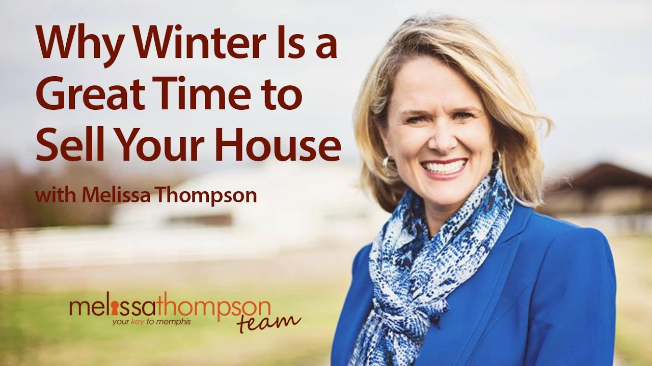 Why Is Winter a Good Time to Sell Your House?