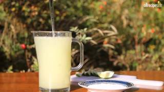 Comment faire une vraie margarita ?