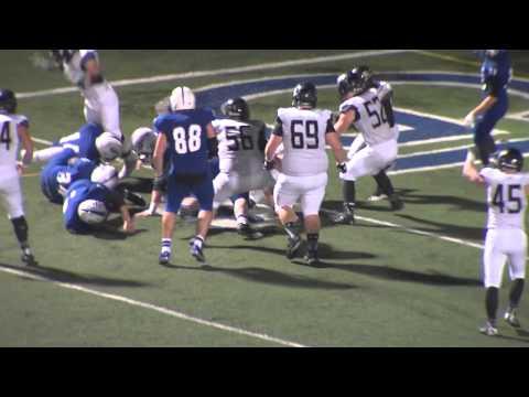 OSAA 6A Football West Salem at Grants Pass Highlights