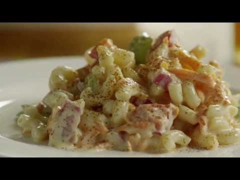 Salad - Get the top-rated recipe for Mom's Best Macaroni Salad at http://allrecipes.com/recipe/moms-best-macaroni-salad/detail.aspx Watch how to make a quick-and-eas...
