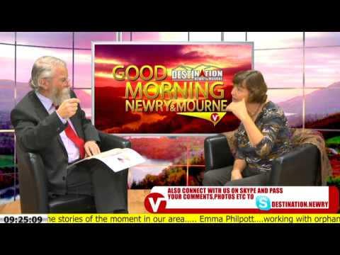 Destination Newry Interview 29th October 2014