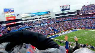 Bills Patriots 2016. How it feels to be a Buffalo Bills fan.