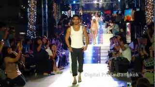 SIam Paragon International Fashion Beachwear Trends Spring/Summer 2012