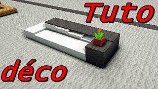 minecraft tuto d co int rieur les si ges vidinfo. Black Bedroom Furniture Sets. Home Design Ideas