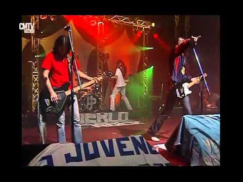 Jóvenes Pordioseros video 105 y 3 - CM Vivo noviembre 2005