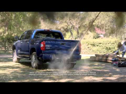 Toyota Commercial for Toyota Tundra (2013) (Television Commercial)
