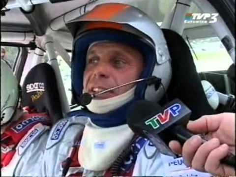 25 Rajd Krakowski 2002 - relacja TVP 3