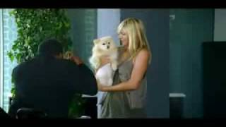MARIA SHARAPOVA CANON COMMERCIAL FEATURING DOLCE THE DOG - YouTube