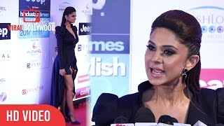 Watch Jennifer Winget at HT Most Stylish Awards 2017  VIralbollywood Company : ViralBollywood Entertainment Private Limited ...