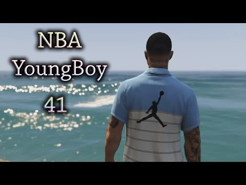 NBA YoungBoy - 41 [GTA5 Music Video]
