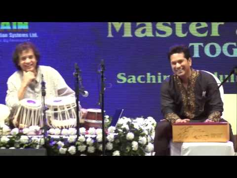 Video Master And Maestro Together With Zakir Hussain And Sachin Tendulkar download in MP3, 3GP, MP4, WEBM, AVI, FLV January 2017