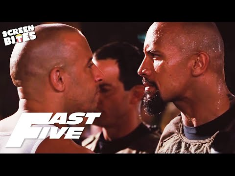 This is BRAZIL! | ''Toretto, You're Under Arrest'' | Fast Five | SceneScreen
