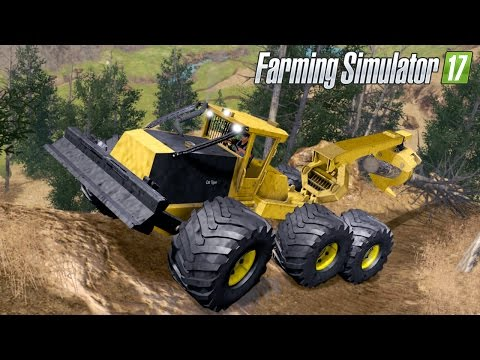 FDR Logging - Forestry Equipment V5