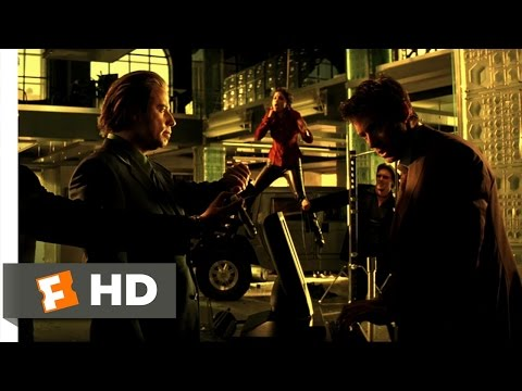 Swordfish (8/10) Movie CLIP - No Deal (2001) HD