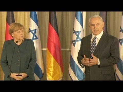 Les bonnes relations israélo-allemandes
