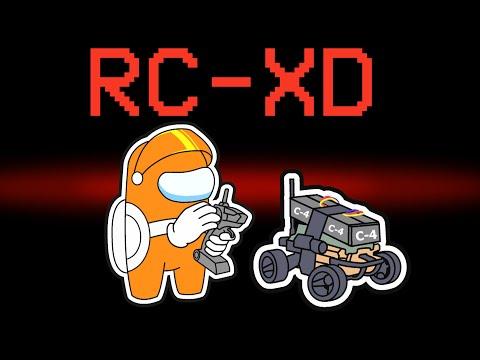 among us NEW RC-XD (mods)