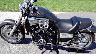 10. 2001 Custom Yamaha V-Max For Sale 7k
