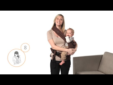 Ergo Original Baby Carrier (Dewdrop)