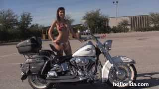 9. Used 2006 Harley Davidson  Heritage Softail Classic Motorcycle for Sale