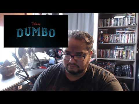 Dumbo (2019) Teaser Trailer Reaction